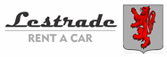 Logo de Lestrade Rent a Car